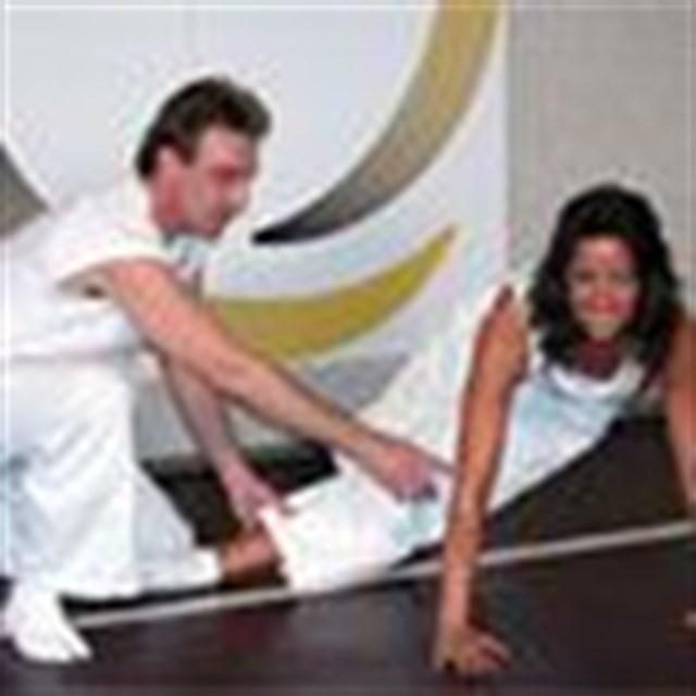 Egzersizi partnerinizle yapabilirsiniz!